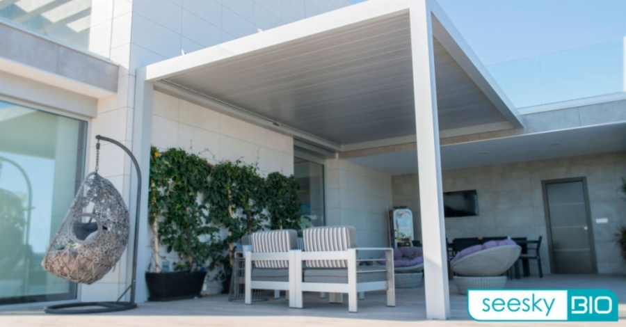 Pergola Bioclimatic See Sky Bio The Best Solution For Your
