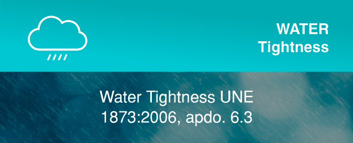 water tightness