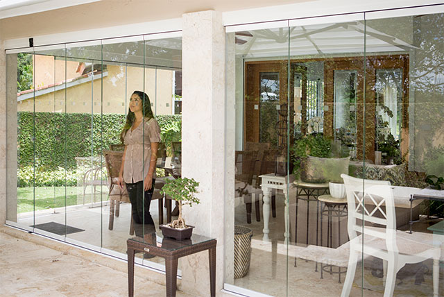 C3 Systems ▷ Glass Curtain - Glazing systems