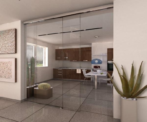 Cerramientos De Interiores Of Cerramientos Deslizantes Para Interiores Seeglass Lux